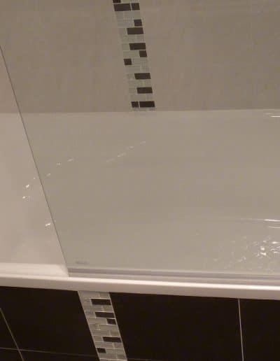 Belle St Shower over Bath
